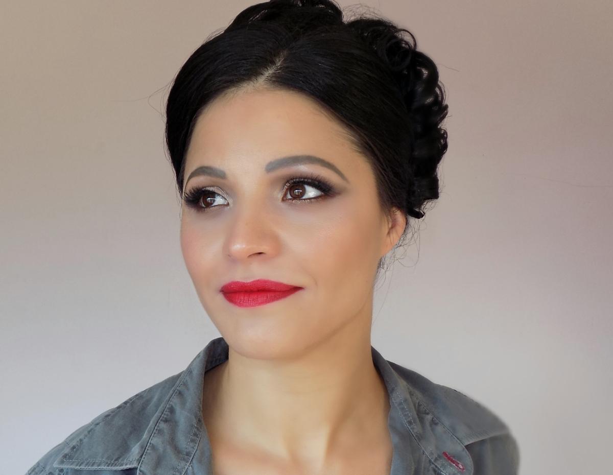 Machiaj Mireasabridal Makeup Monica Poenariu Makeup Artist